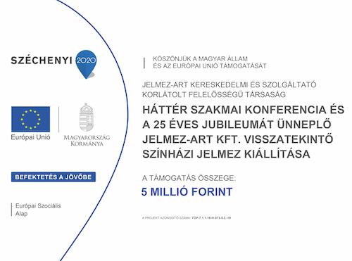 Széchenyi 2020 - Színházi jelmez kiállítás
